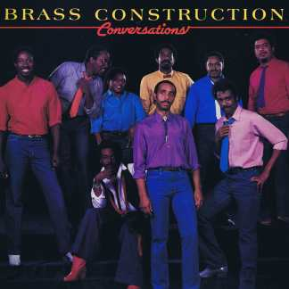 Brass Construction - Conversations - EST 4001701 - LP Vinyl Record
