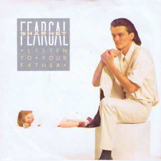 Feargal Sharkey - Listen To Your Father - JAZZ 1 - 7-inch Record