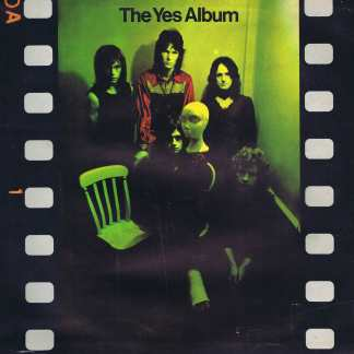Yes – The Yes Album - 2400 101 - LP Vinyl Record