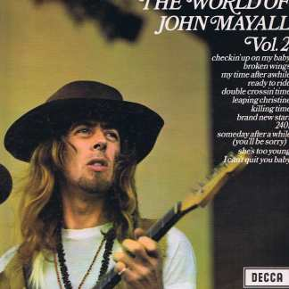 The World Of John Mayall Vol. 2 - Decca SPA 138 - LP Vinyl Record