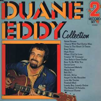 Duane Eddy – The Duane Eddy Collection - PDA 043 – 2-LP Vinyl Record