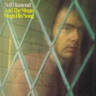 Neil Diamond - And The Singer Sings His Song - MCL 1629 - LP Vinyl Record