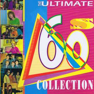Various Artists - The Ultimate 60's Collection - CTVLP 305 - 3-LP Vinyl Record