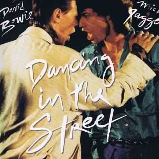 David Bowie & Mick Jagger – Dancing In The Street