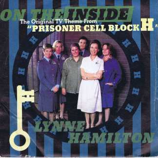 "Lynne Hamilton – On The Inside (Theme From ""Prisoner Cell Block H"") - 7-inch Vinyl Record"