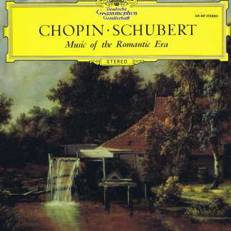 DGG 104 407 - Chopin - Schubert - Music of the Romantic Era - LP Vinyl Record
