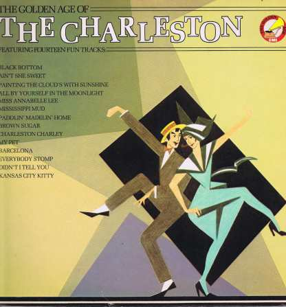Various – The Golden Age Of The Charleston - GX 2507 - LP Vinyl Record