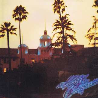 Eagles – Hotel California – K53051 - A1/B1 - LP Vinyl Record