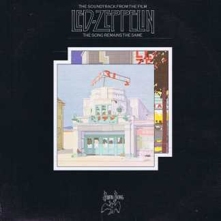 Led Zeppelin - The Song Remains The Same - SS 2-201 - US Press - 2-LP Vinyl Record