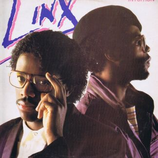 Linx – Intuition – LP Vinyl Record