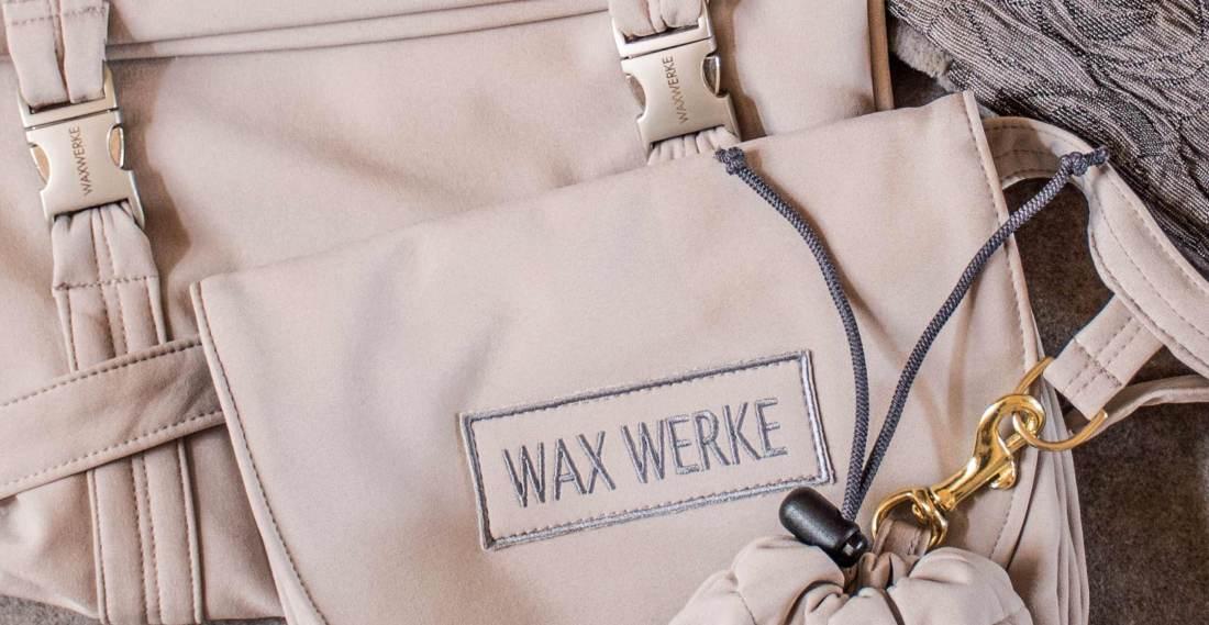 Gassitasche von Waxwerke im Detail