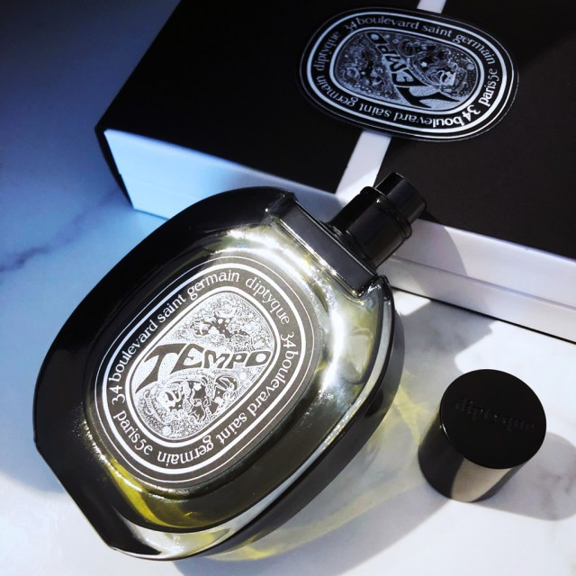 Review: Tempo by Diptyque – Waxy Beauty