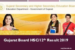 GSEB HSC Results 2019 - Check Online at www.gseb.org