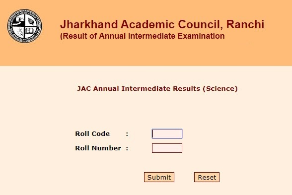 JAC 12th Results 2019 Science - jac.jharkhand.gov.injac