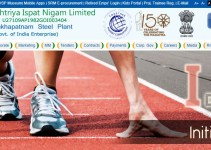 Vizag Steel Jobs
