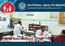 UP NHM Recruitment 2019 - 1411 Vacancy