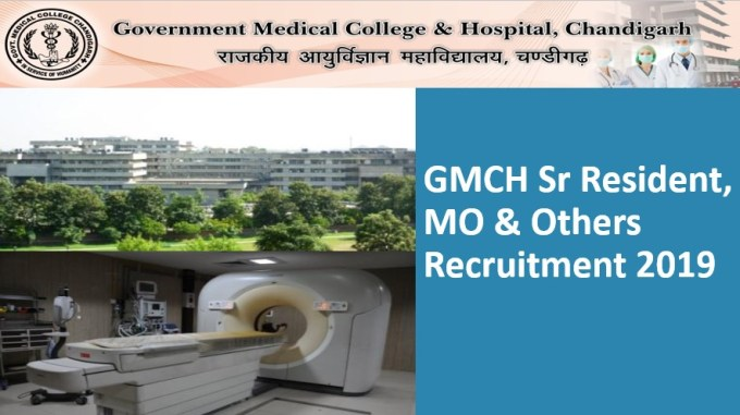 GMCH Recruitment 2019