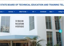 TS SBTET Diploma Hall Tickets