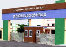 Rayalaseema University (RU)
