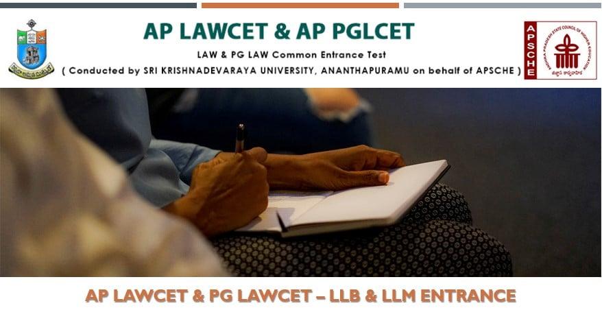 AP LAWCET & PGLCET