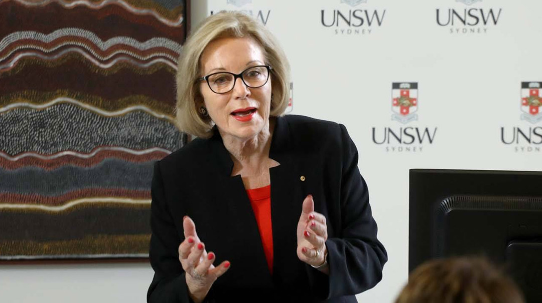 Ita Buttrose Chair of the Australian Mental Health Prize Advisory Board