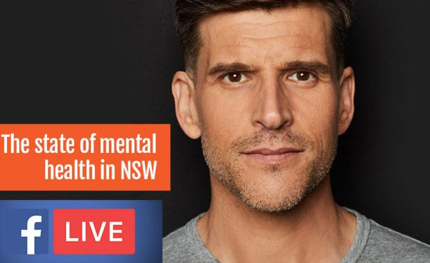 The state of mental health in NSW - Facebook live event