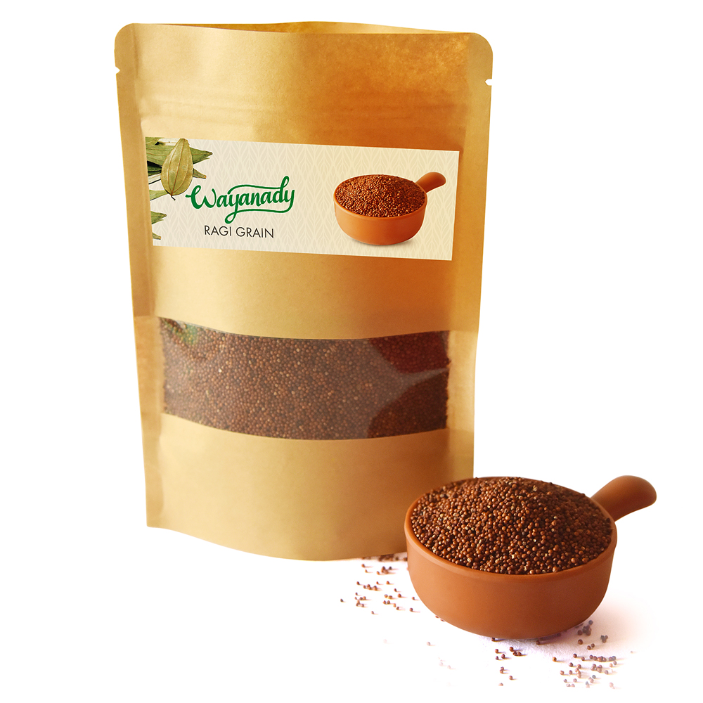 Buy Ragi Millet Online - Farm Fresh and Pure from Wayanad
