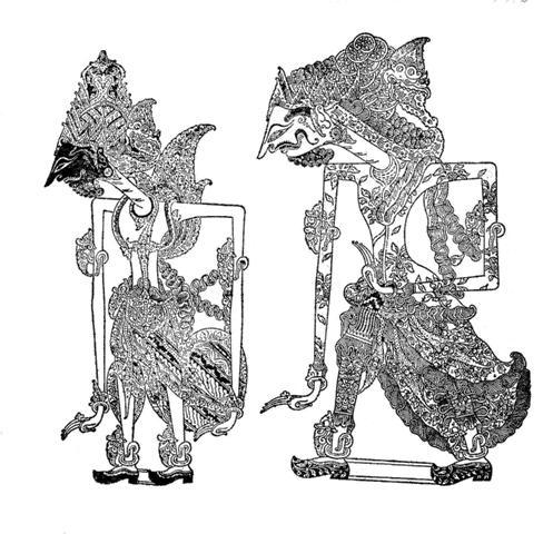 Galeri Leluhur Pandawa  Keluarga Hastinapura  Wayang Ku