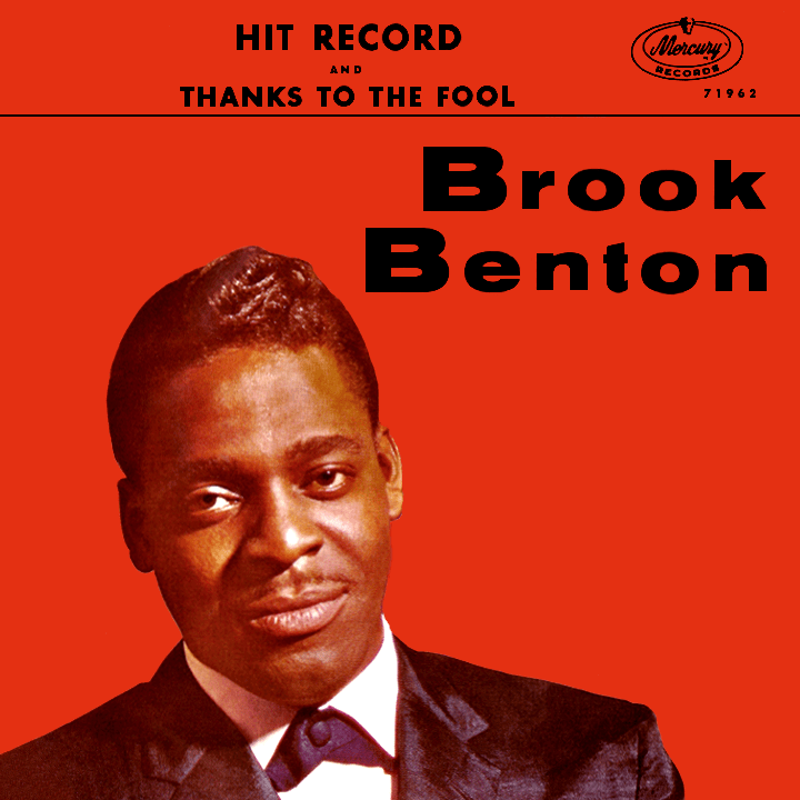 Way Back Attack  Brook Benton