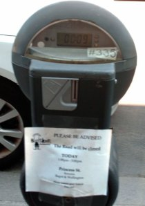 Kingston Parking Meter