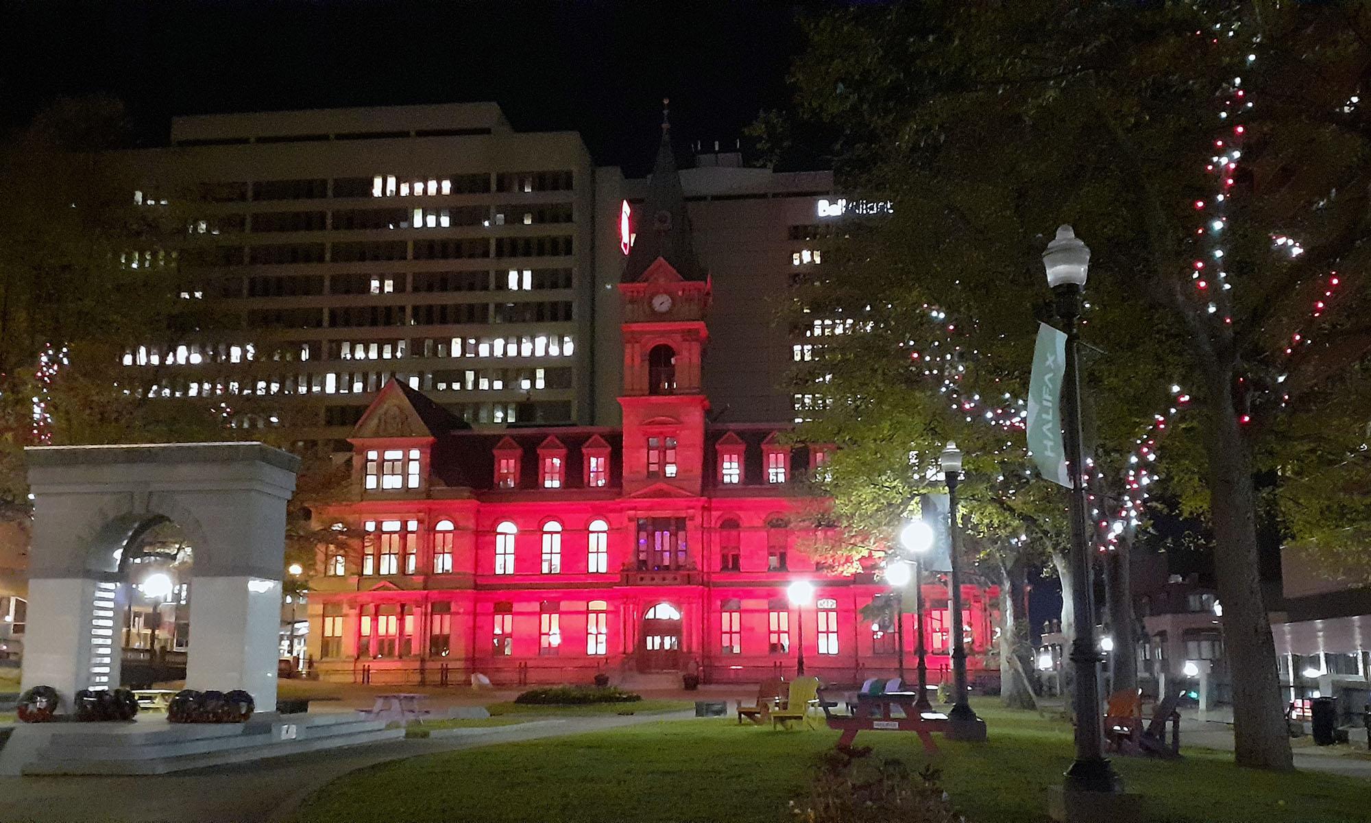 cityhallnight