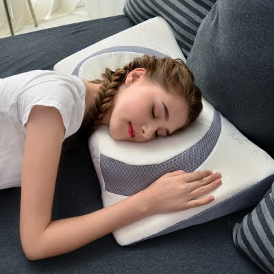 By using memory pillow make your head stress out