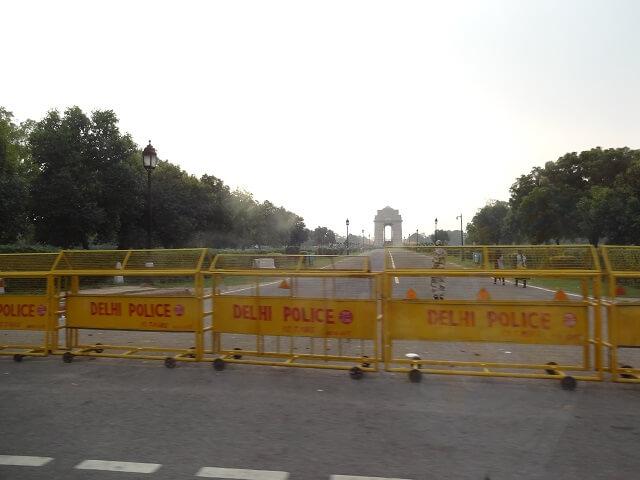 インドデリーのインド門