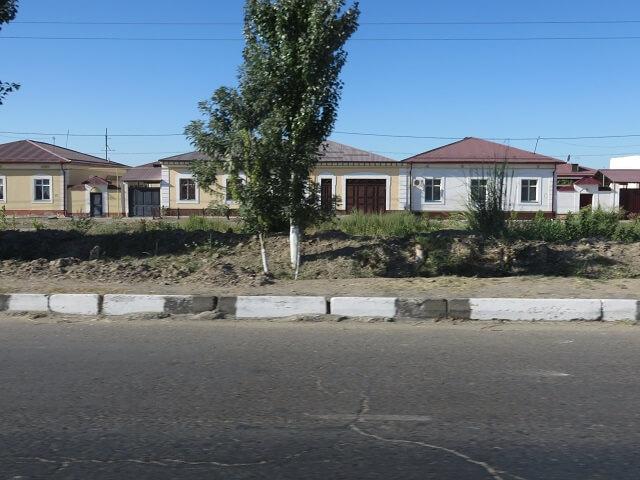 ウズベキスタン政府が提供している家