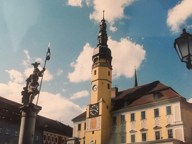 ゲルリッツの時計塔