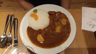 tangerine curry