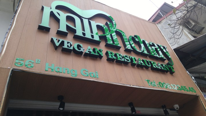 Minh Chay Vegan Restaurant