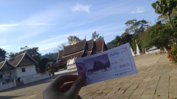 Wat Xieng Thong ວັດຊຽງທອງ