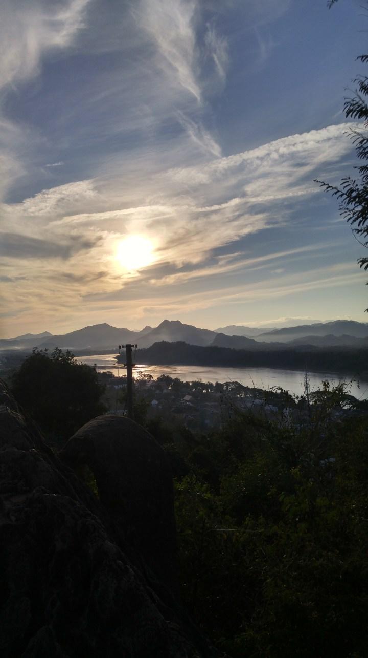 Mount Phou Si
