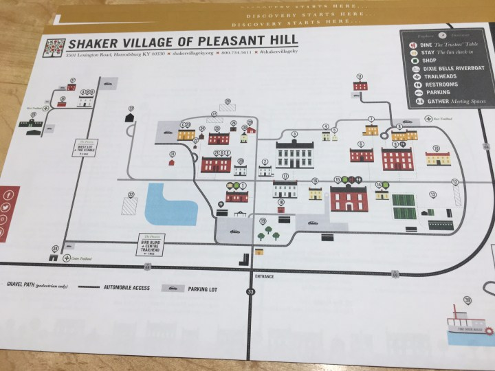 Shaker's Village of Pleasant Hill