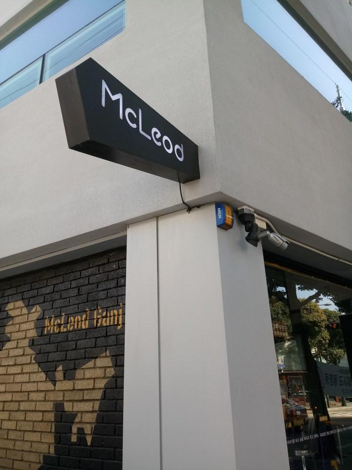 McLeod  맥그로드 -Closed-
