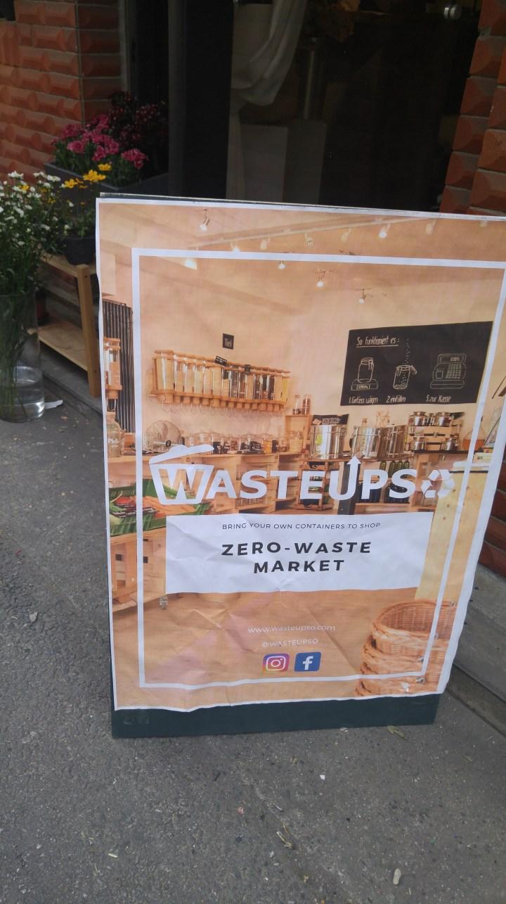 Waste up so- zero waste market