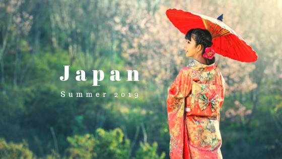 Japan Summer 2019