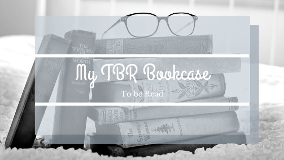 My TBR bookcase