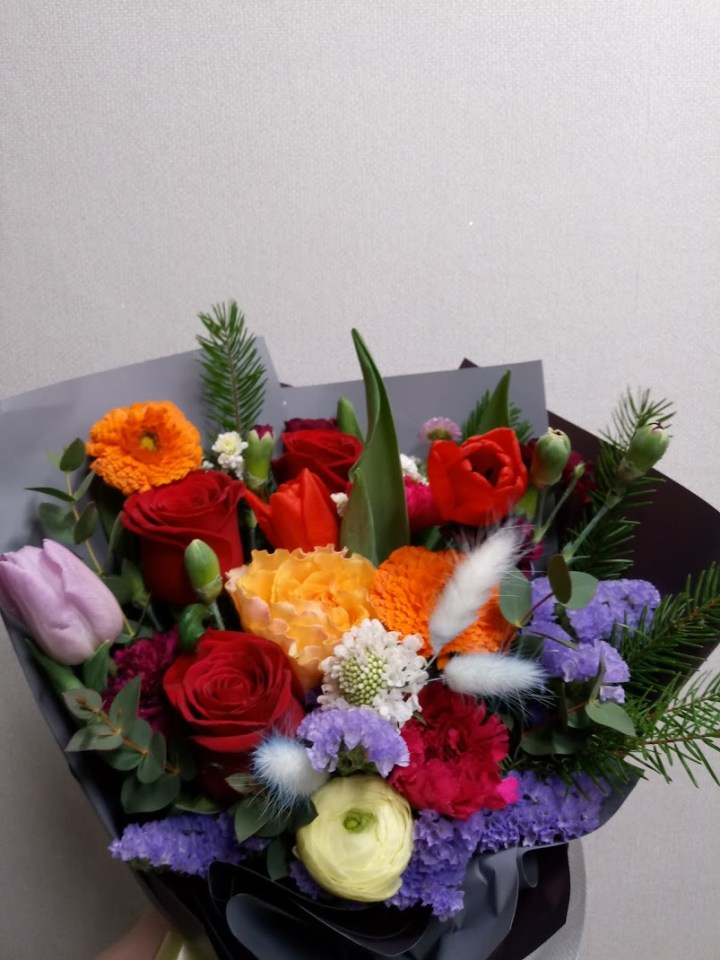 flowers round 1