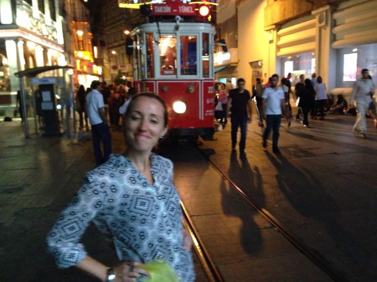 Taksim Trolley