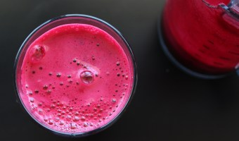 Beet Pineapple Juice