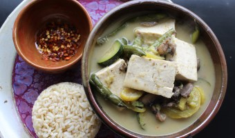Beautiful Green Curry