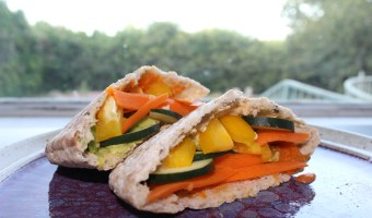 School Lunch and Yoga for Teens