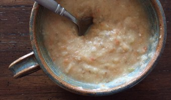 Gratitude Creamy Potato Soup